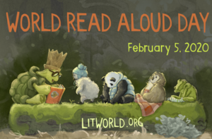 World Read Aloud Day - February 5, 2020