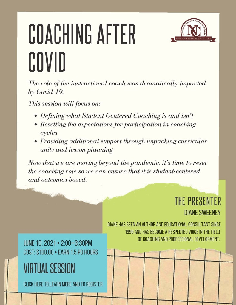 Coaching after COVID