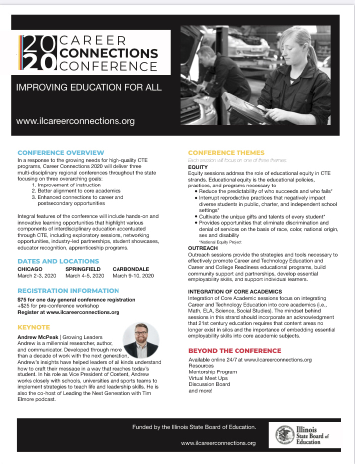 Career Connections Conference